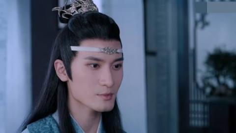 【陈情令】蓝曦臣对于阿瑶来说是唯一的存在