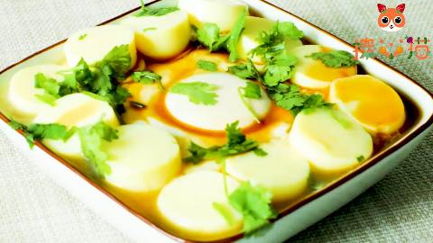 日本豆腐蒸蛋