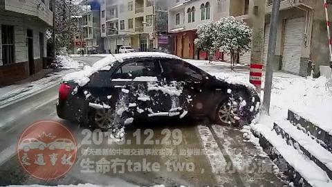 中国交通事故20181229:每天最新的车祸实例,助你提高安全意识!