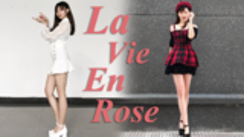 【A等生】【毕业练习生】【盒子】la vie en rose-一键换装!