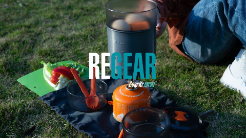 REGEAR / 世界第一款户外蒸锅到底值不值得买?
