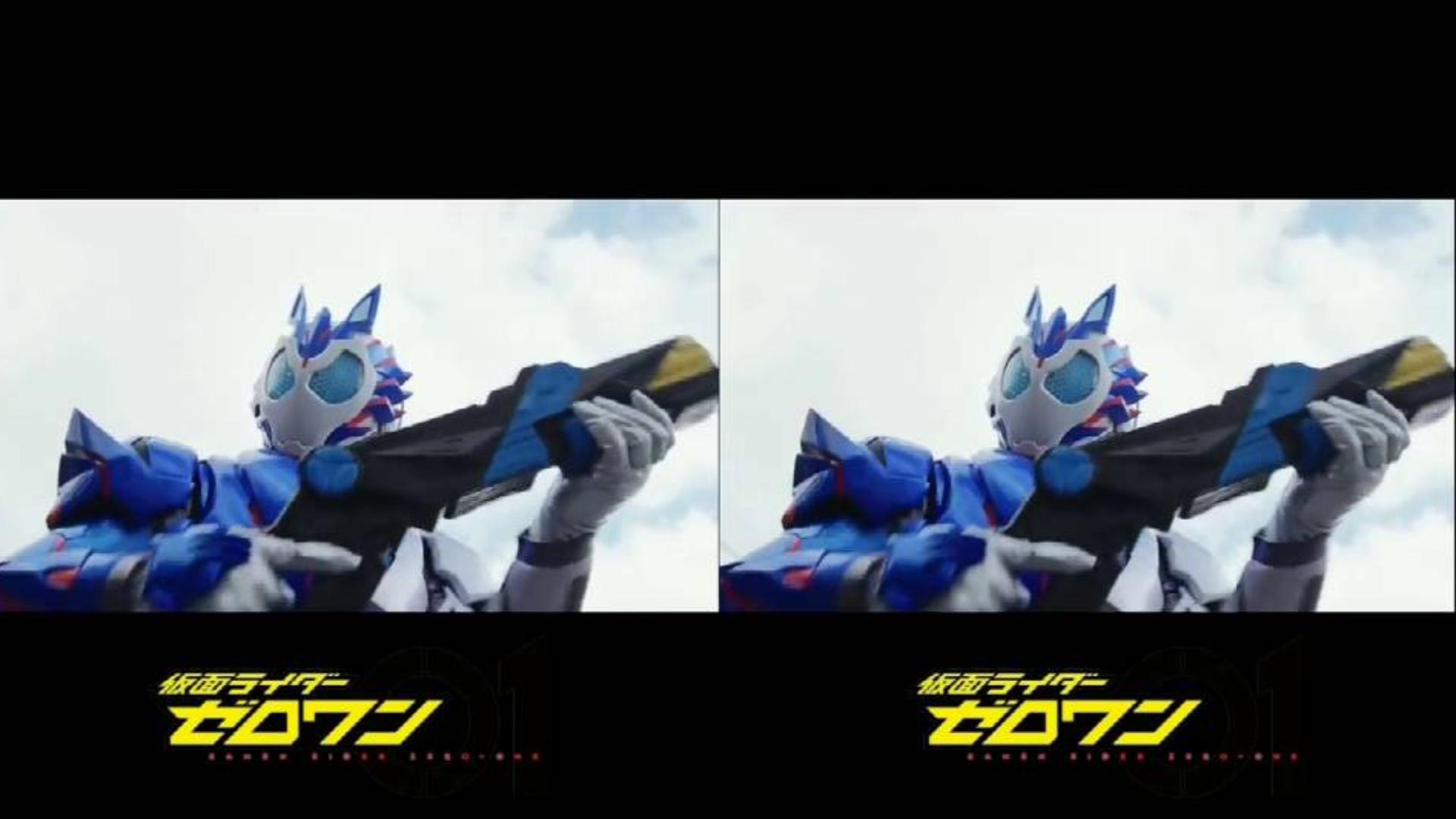 假面骑士Zero-One加特林刺猬程序升华钥