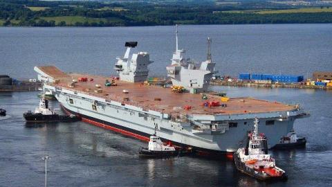 俄军或将无航母可用,中国是否会出手相助?其实百利而无一害