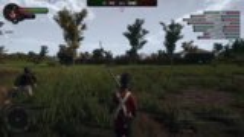 拿破仑时代的枪战《坚守:国家战争》电波实况 [60帧]