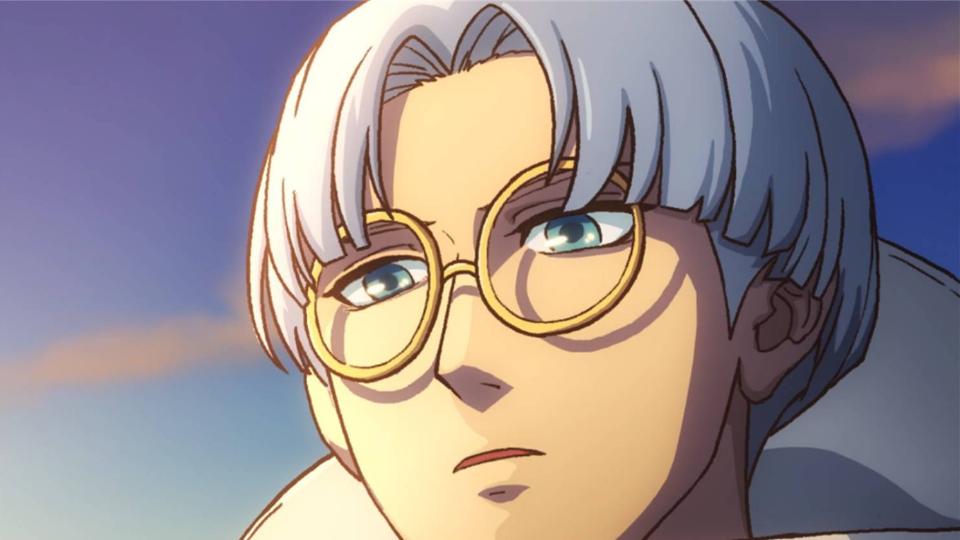 刺客伍六七:斯特国王子美貌惊人!原来眼镜是封印
