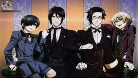 【1080P】黑执事 第二季【日语中字】