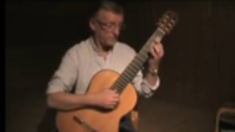 吉他版《卡农》,安静治愈