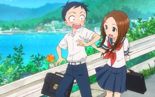 【TVRip/1080P】擅长捉弄的高木同学 OVA 【届恋字幕组】