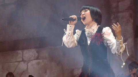 小林未郁演唱会,进击的巨人主题曲《ət æk 0N tάɪtn》