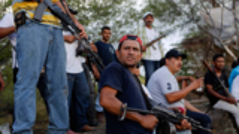 市长上任一小时被枪杀,装备比军队还精良,墨西哥毒贩有多猖狂?