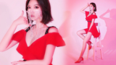 【椰汁兔】Señorita & 是性感红裙大姐姐~