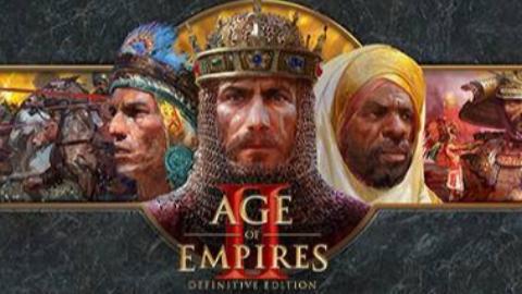 【61】帝国时代2决定版 我几十台眼镜蛇车竟然打不过战役???