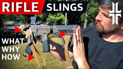 步枪枪带的选择与使用
