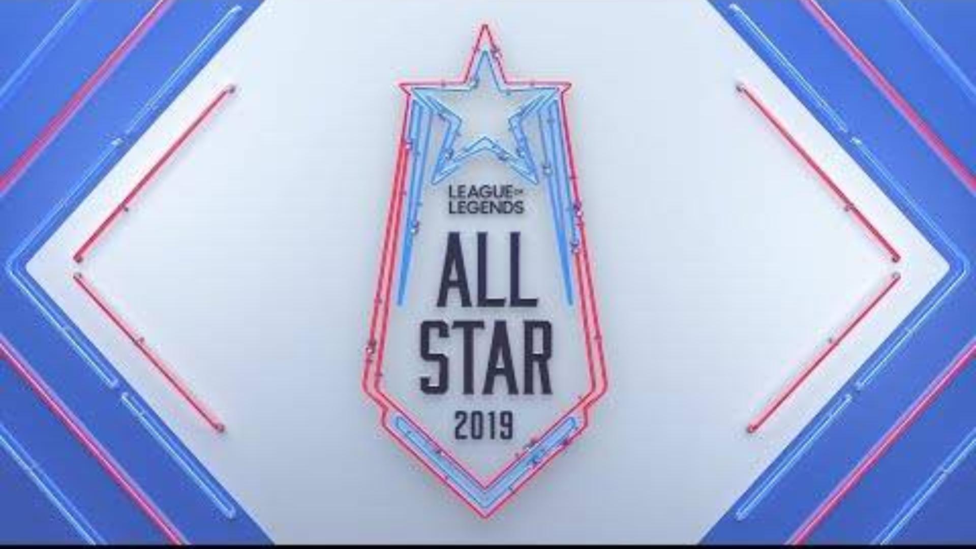 快速看完2019Allstar全明星赛 Day3