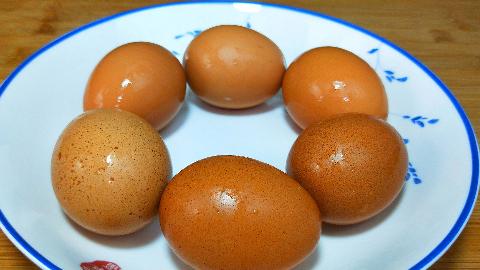 鸡蛋最新吃法,学会后,不煮也不炖了,比红烧肉还香,超过瘾