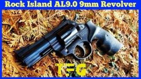 [TheFirearmGuy]RIA AL9.0左轮手枪