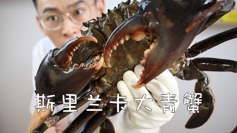 1000块钱买了只脸盆大的螃蟹,没想到竟成了最大翻车现场!
