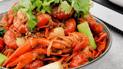 火鸡美食——香辣小龙虾特别版