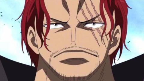 海贼王:神秘的红发香克斯的身世成谜,难道他是洛克斯的儿子?