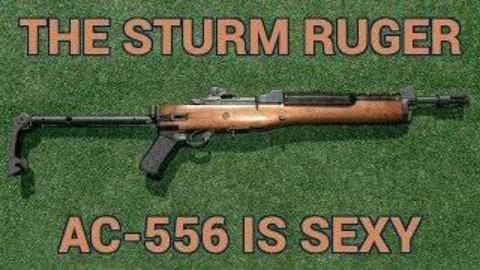 儒格AC556步枪