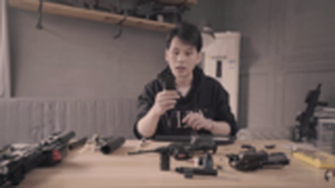 OMG【玩具评说】往期视频搬运之:SLR改装教程【三】