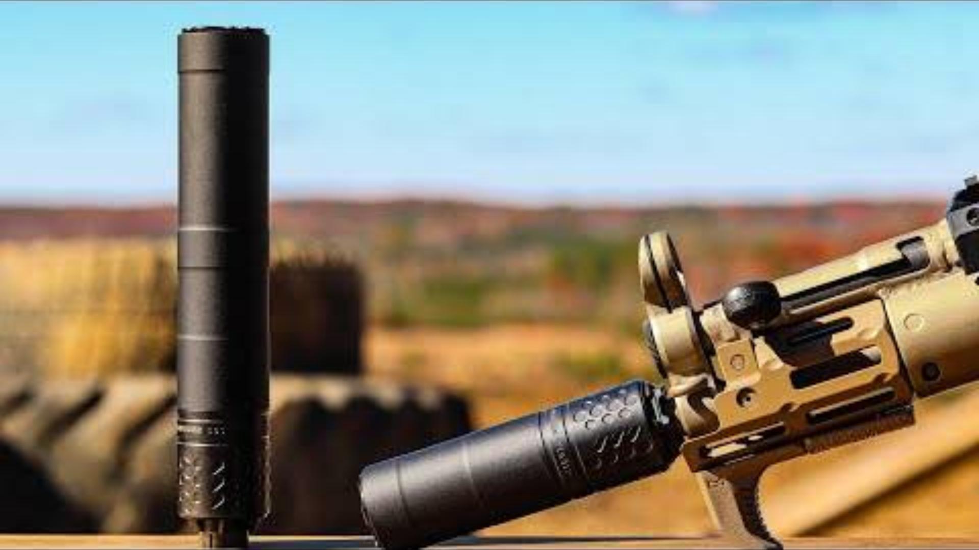 [Alabama Arsenal]MOD9系列消音器性能测试