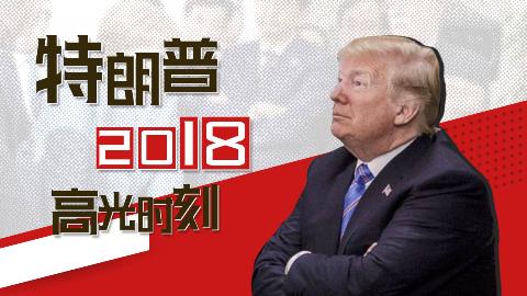 """盘点2018:""""宇宙网红""""特朗普年度搞笑大全"""