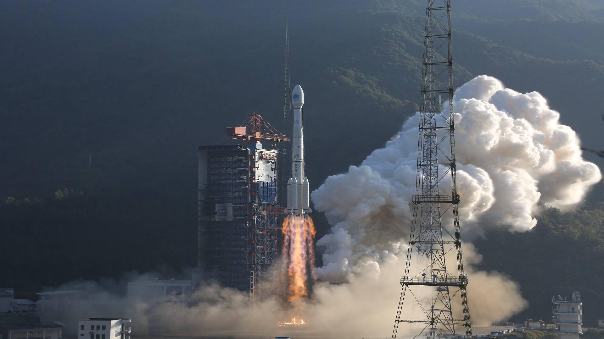 一箭双星!我国成功发射第五十、五十一颗北斗导航卫星