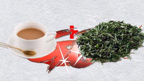 【咖啡加茶】咖啡和茶的组合,喝的让人摸不着头脑!