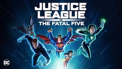 DC动画电影《正义联盟大战致命五人组》正式预告 @柚子木字幕组