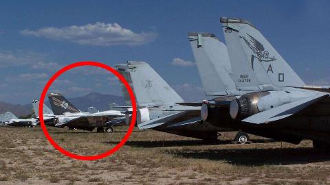 美军基地惊现歼-20和苏-57!原是美军斥3亿巨资仿制,用途机密!