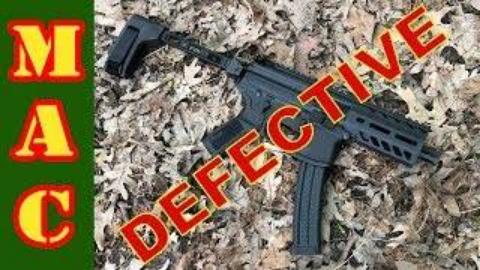 [MAC]西格绍尔MPX-k冲锋枪