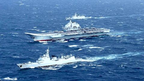美国承认了!中国海军舰艇总量超过美国,但有一个致命问题!