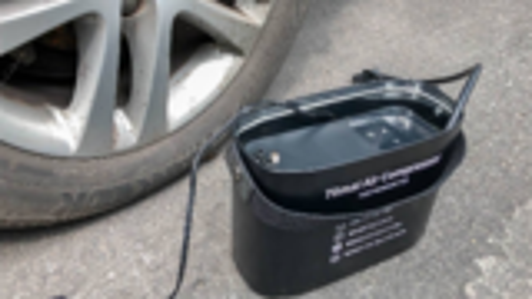 开箱体验:小米生态链汽车轮胎充气泵,以后再也不怕轮胎没气了