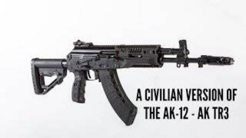 卡拉什尼科夫AK-12民用版AK TR3步枪