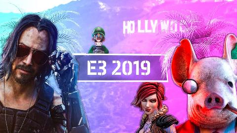 纪录片.BBC.E3电子娱乐展:世界最大游戏展.2019[高清][生肉]
