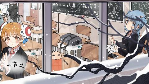 【翻唱】霜降