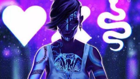 【半仙儿】爱,死亡机器人剧情体验+解析!01