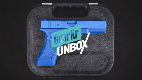 UNBOX / 那么多塑料训练枪到底哪把最适合干火训练?