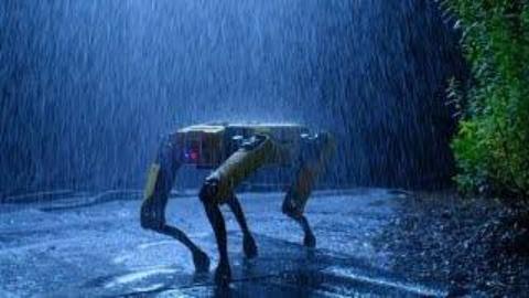 【波士顿动力】机械狗Spot 介绍短片 生肉