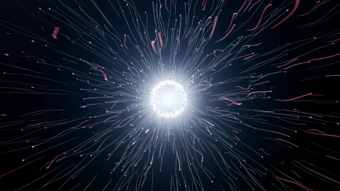 【自制中字】宇宙延时摄影:时间尽头之旅