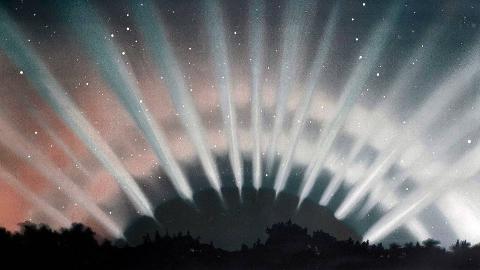 【Dark5】太空中观测到的5大奇异风暴