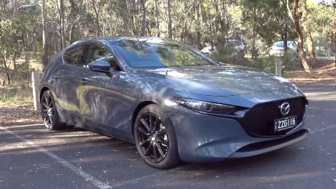 【統哥】全新大改款 2019 Mazda 3 澳洲試駕