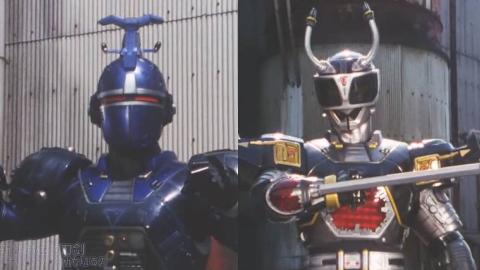 这部特摄居然是假面骑士Kabuto的前身!?