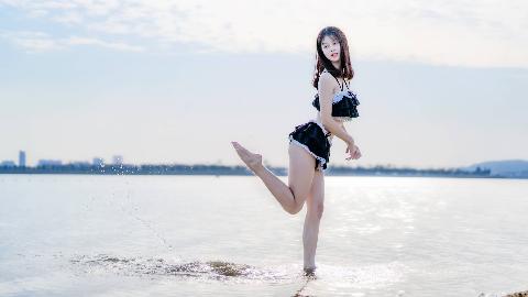 【轩喵酱】DECORATOR水着~感受一下夏天的清凉吧★