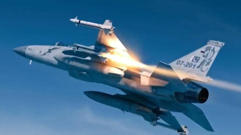 巴基斯坦空战电影宣传片:枭龙大战幻影2000