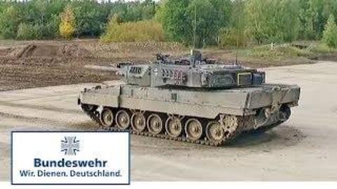 """""""钢铁动物园"""" - 德国联邦国防军车辆展示"""