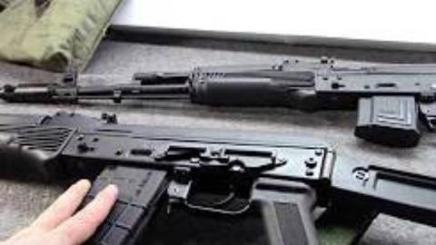[Mishaco]阿森纳枪械SLR106F/106CR步枪