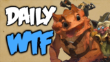 Dota 2 Daily WTF - I, Snapfire, have a dream
