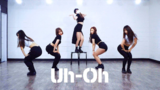 MTY舞团美女翻跳(G)I-DLE - Uh-Oh 镜面